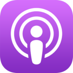 Official Apple iTunes Podcast icon